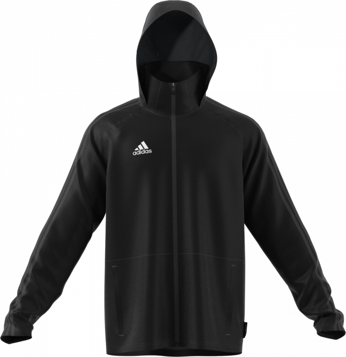 adidas Junior Condivo 16 Rain Jacket Junior Football
