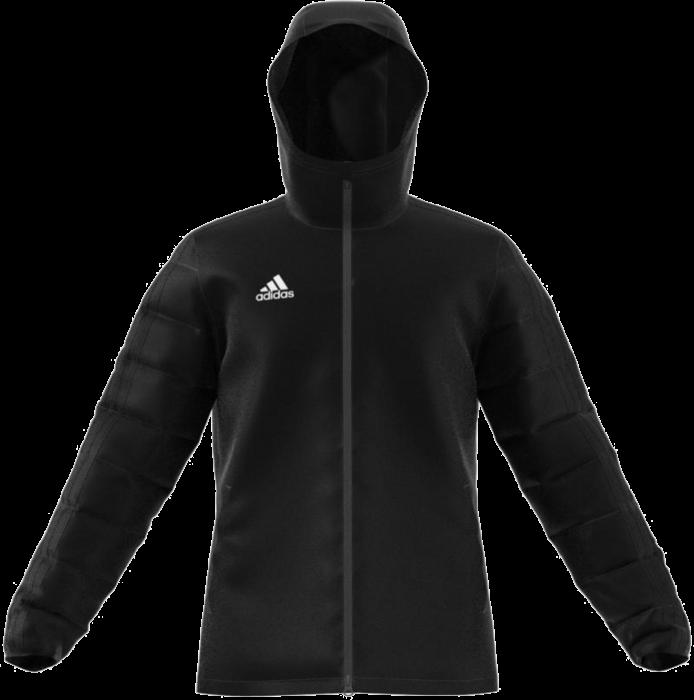 34aef91a Adidas Condivo 18 Winter Jacket 18 › Black (bq6602) › Clothing by ...