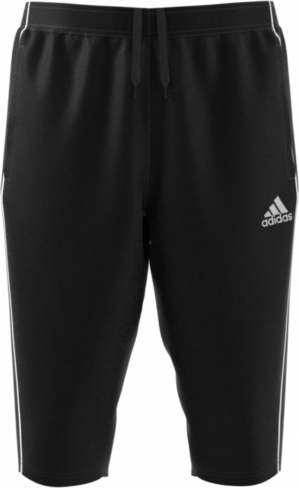 3/4 adidas shorts