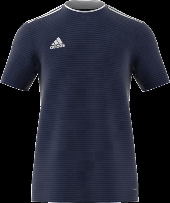 dc41c6b5a Adidas condivo 18 match jersey › Marinblå & vit (cf0678) › 7 Färger ...
