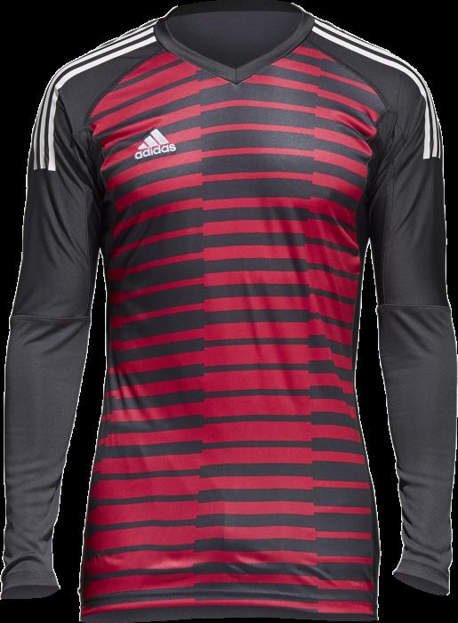 a9f0c223 Adidas Adidas ADIPRO 18 GK LS Jersey › Black & red (CF6173) › 5 ...