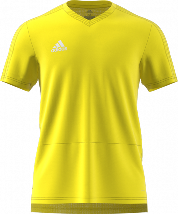1e011bf17dba Adidas Condivo 18 Training Jersey youth › Yellow (cg0376) › 7 Colors ...