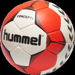 buy popular e2c4a e6e2c Hummel Handball Concept › Orange   navy (091788) › Balls