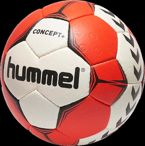 3458effcb46 Hummel Håndbold Concept Plus › Hvid & rød (091787) › Bolde