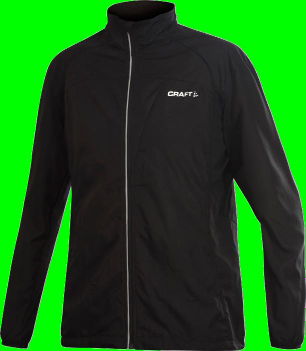 41ff38ad Craft Active Run Jacket Dame › Black (1900764) › 3 Colors › Jackets ...