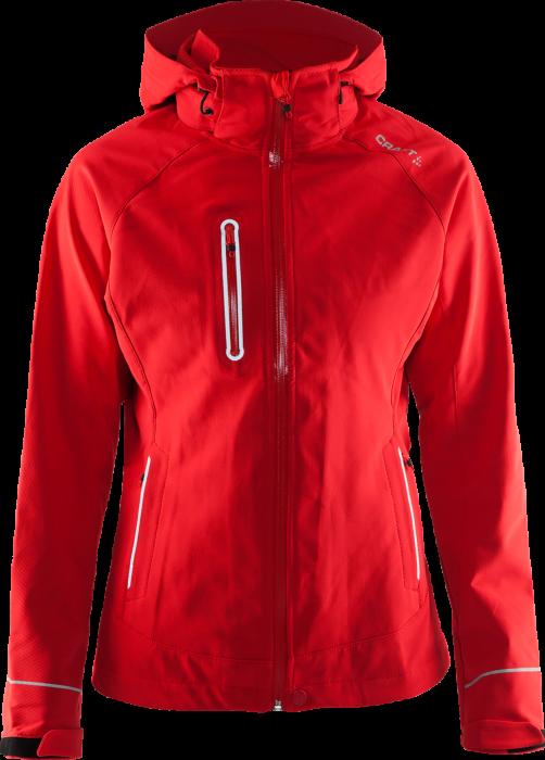 Cortina Soft Shell Jacket Women