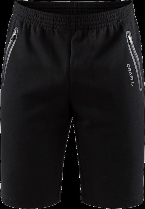 fa2bafd2 Craft Emotion Sweatshorts › Black (1905792-999000) › Shorts