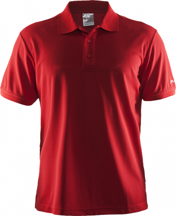 Craft - Craft Polo Tee Pique Classic Mens