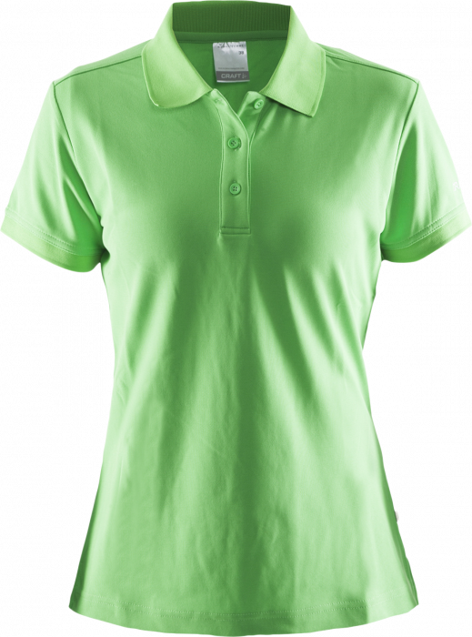 Polo Shirt Pique Classic Dame