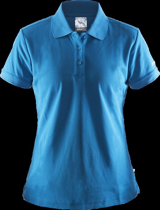 ed0af7252 Polo Shirt Pique Classic Women