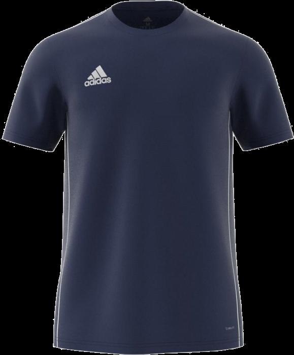 Adidas core 18 training jersey › Marinblå (cv3450) › 6 Färger › T ... a03a08f829f80