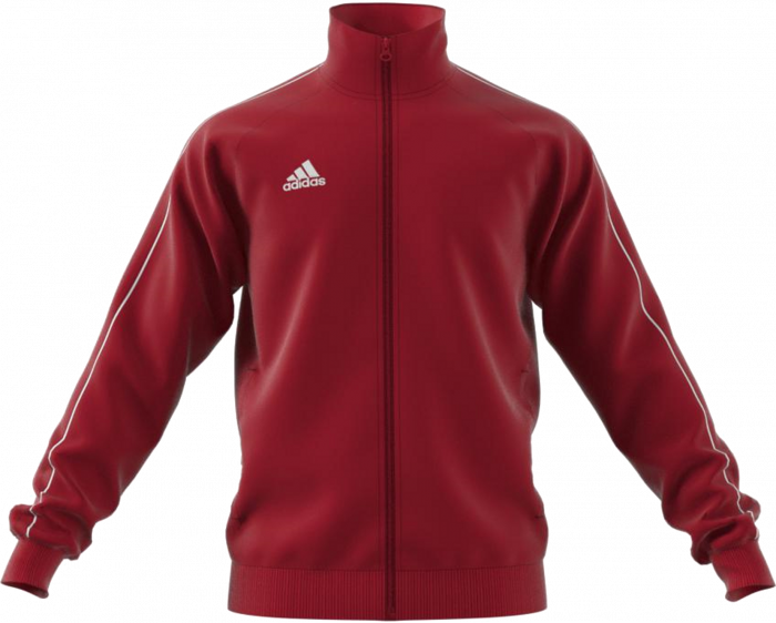 673c0fc37fed Adidas core 18 pes jacket › Red (cv3565) › 4 Colors › Clothing by ...