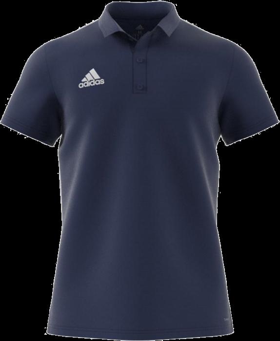 Adidas core 18 polo shirt › Bleu marine (cv3589) › 3 Couleurs › T ... 8b5aae2b67f