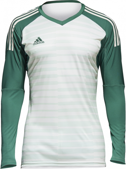 Adidas Adidas ADIPRO 18 GK LS Jersey › Vit   grön (CV6352) › 5 ... 429e58d3300bb
