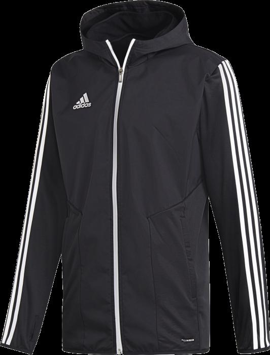 6ff8bc8c9 Adidas tiro 19 warm jacket › Preto   branco (d95955) › T-shirts e polos