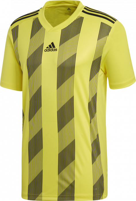 fc6bbd544 Adidas striped 19 jersey SS › lime gul   black (dp3204) › 6 Colors ...