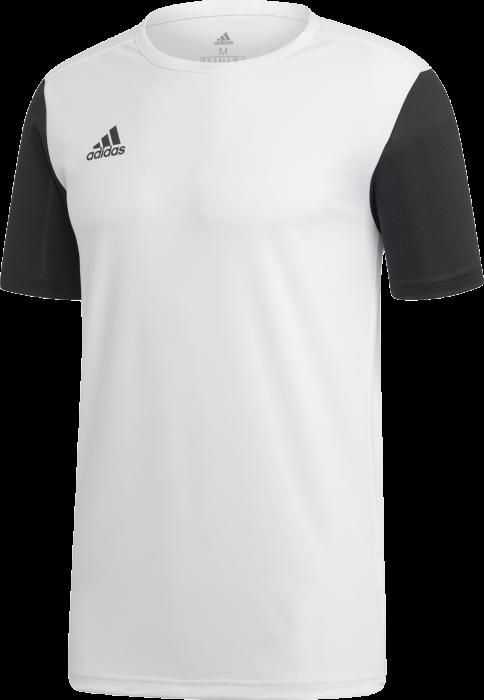 bed48a4b572 Adidas estro 19 playing jersey › Wit   zwart (DP3234) › 10 Kleuren ...