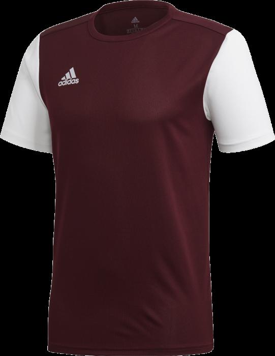 ce9764d40 Adidas estro 19 playing jersey › Bourdeux & vit (DP3239) › 10 Färger ...