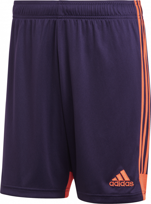 adidas shorts purple
