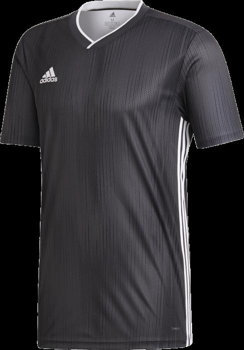 83ea6a168eb Adidas Tiro 19 jersey › Zwart & wit (dp3534) › 9 Kleuren › T-shirts ...