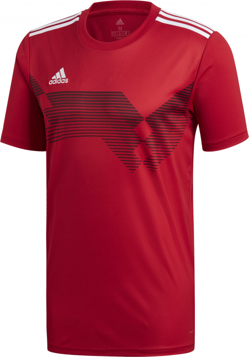 c4e1f3dff Adidas campeon 19 jersey › Red & white (dp6809) › 7 Colors › T ...