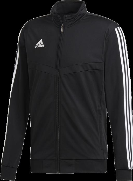 7e1170022fbd Adidas tiro 19 polyester jacket › Black   white (dt5783) › 4 Colors ...