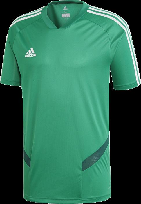 adac9ed12fa Adidas tiro 19 training jersey › Groen & wit (dw4812) › 6 Kleuren ...