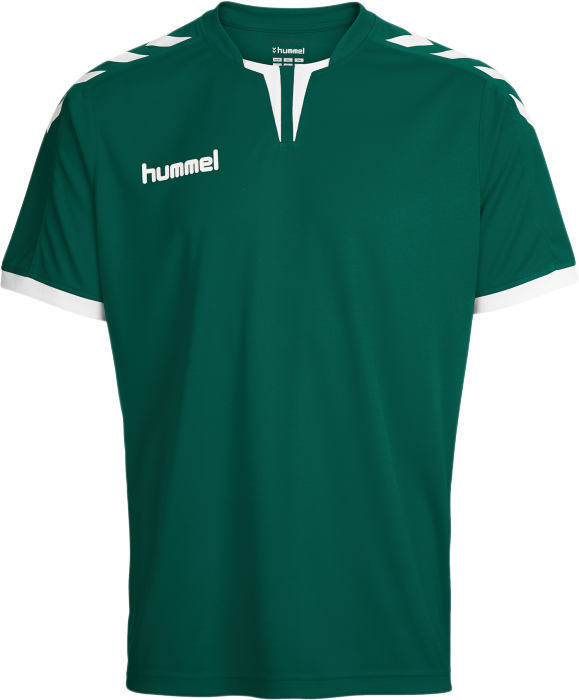 Hummel CORE SS POLY JERSEY › Evergreen (03-636-6140) › 11 Colors › T ... 897979fa8a10