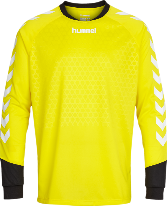 d702df5d453 Hummel Essential Goalkeeper Jersey › Blazing Yellow & black (04-087 ...