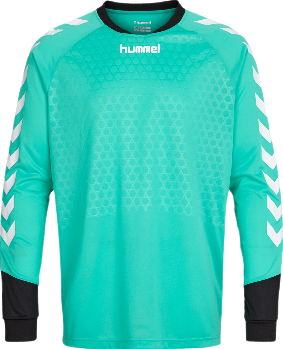 79d215e6db1 Hummel Essential Goalkeeper Jersey › Aqua Green & black (04-087-6605 ...