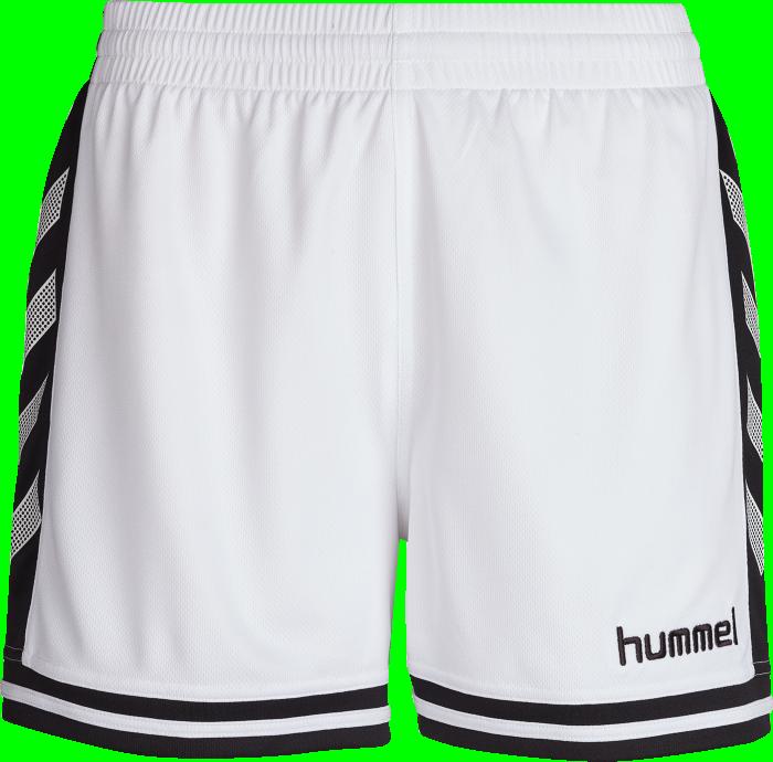 53f2adfa Hummel SIRIUS SHORTS WOMEN › White & black (10-798-9124) › 7 Colors ...