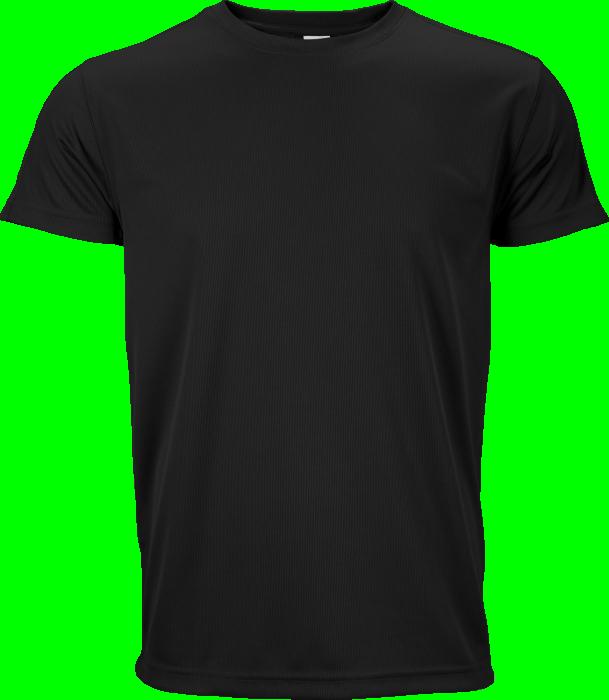d4eb7d2ad56 Clique Løbe T-Shirt Herre › Sort (029334) › 10 Farver › T-shirts og ...