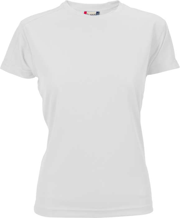 Ice T Polyester T Shirt Dame