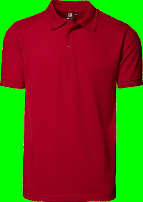 e52b37831a3 ID PRO WEAR POLO SHIRT NO POCKET › Red (0324) › 7 Colors › T-shirts ...