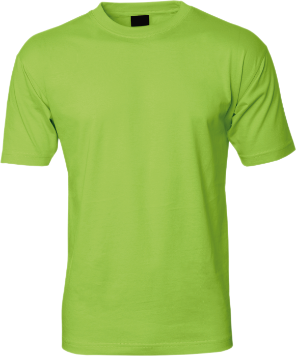 ebd9f0a9 ID Bomulds Game T-Shirt › Lime (0500) › 13 Farver › T-shirts og poloer