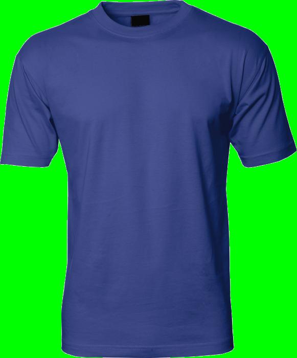 22f0cc4a ID Bomulds Game T-Shirt › Kongeblå (0500) › 13 Farver › T-shirts og ...