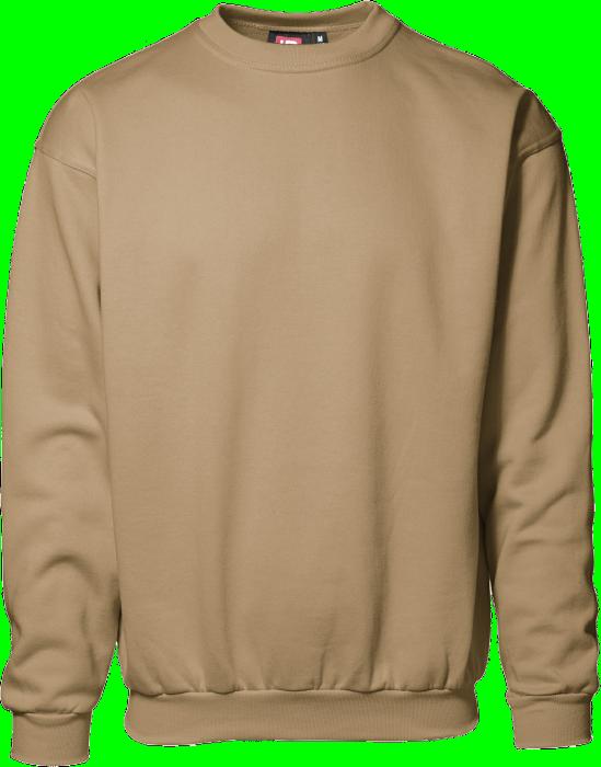 b4820a77 ID Klassisk Sweatshirt › Sand (0600) › 20 Farver