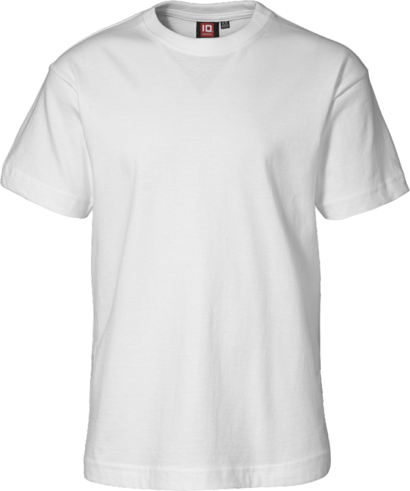 f7887a8c ID Cooton T-shirt (kids) › White (40500) › 11 Colors › Clothing by ...
