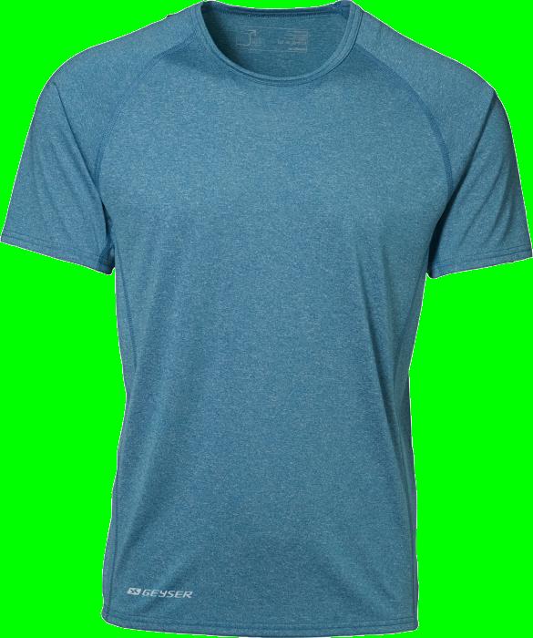 Active Ss T Shirt Herre