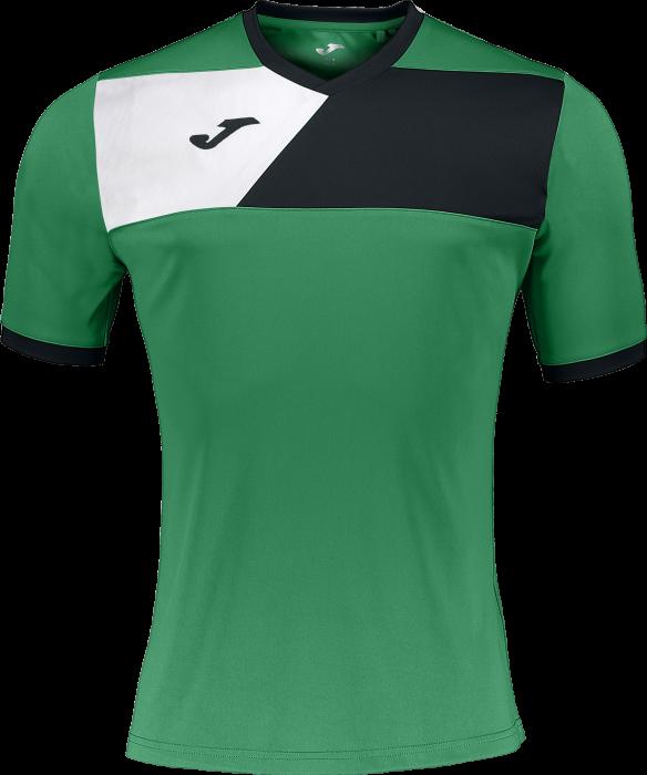 7f4736ebe Joma CREW II Jersey › Verde   branco (100611.451) › 11 Cores › T ...