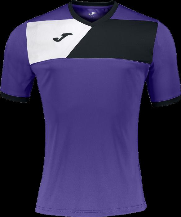4d88e0dc7cac9 Joma CREW II Jersey › Púrpura   negro (100611.551) › 11 Colores ...
