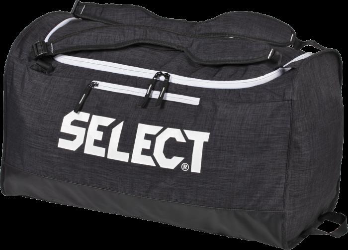 f433a5c232c036 Select Lazio sportsbag medium 65 l › Black & white (Lazio sportsbag ...