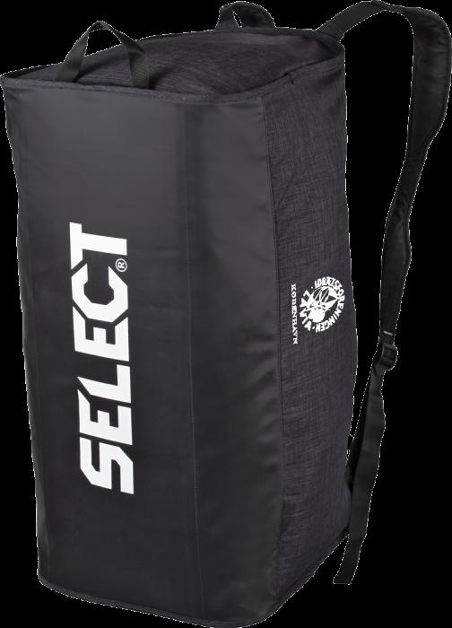 0dd86b795e9acd Select lavia Sportsbag small 36 l › Black & white (Lazio sportsbag ...