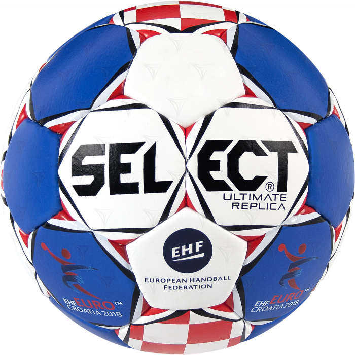 Select Ultimate Replica euro 2018 CROATIA › Azul   blanco ... 0ae33a359ccea